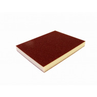 Flexifoam Red soft pad DZ 120 x 98 x 13 mm