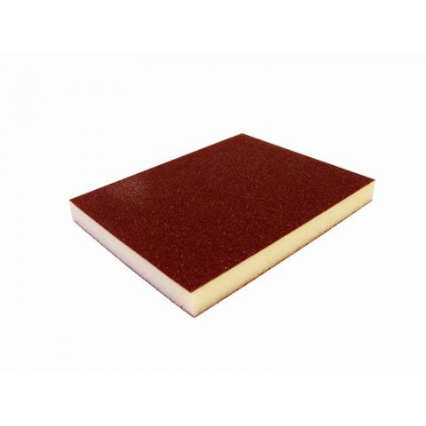 Flexifoam Red soft pad DZ 120 x 98 x 13 mm