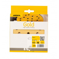 Mirka Gold Deco 150 mm velcro 15 gaten DHZ verpakking