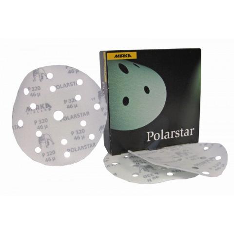 Mirka Polarstar 150 mm velcro 15 gaten