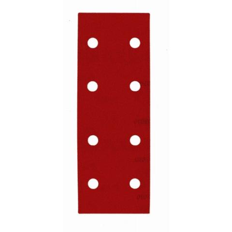 Finixa schuurstroken Red 70x198mm 8 gaten