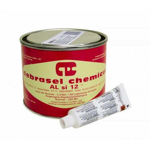 Debrasel Alsi12 plamuur 1 liter + verharder