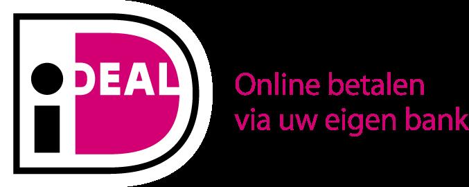 Betaalgemak en veilihg met iDeal