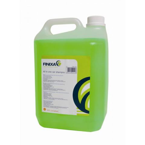 Finixa all in one shampoo groen - 5L
