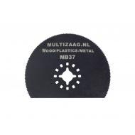 Bi-metalen zaagblad MZ37/MB37