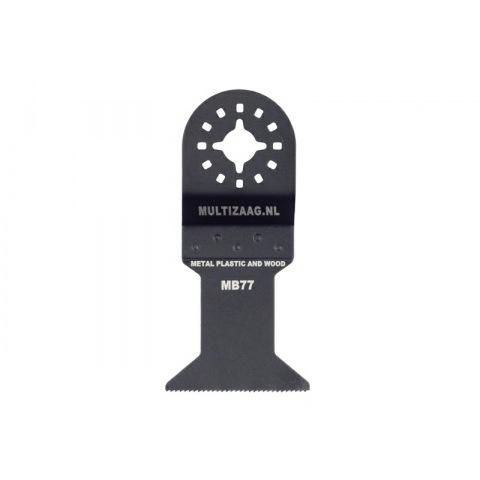 Bi metalen zaagblad MZ77/MB77