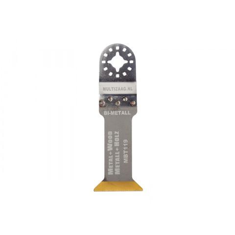 HSS titanium zaagblad MZT119/MBT119