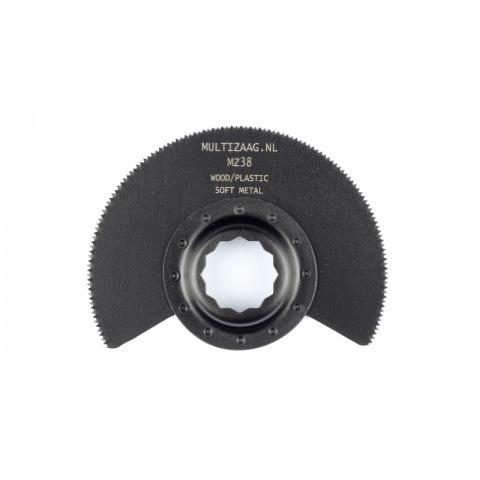 HSS-segmentzaagblad MZ38/MB38
