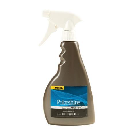 Mirka polarshine nano antistatic wax 3