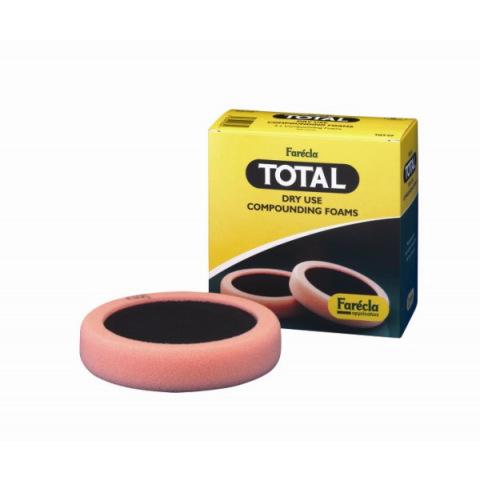 """Farecla roze compounding foam 6"""" / 2st"""