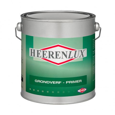 Heerenlux Grondverf - Primer Wit of op Kleur