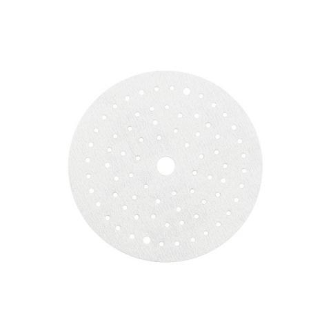 Finixa Sharp White schuurschijven Ø150mm Multihole
